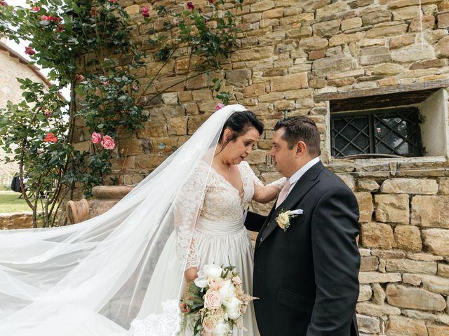 Il matrimonio di Nicola e Nazarena a Modena, Modena 45