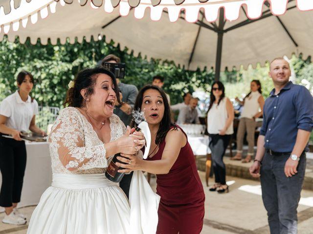 Il matrimonio di Nicola e Nazarena a Modena, Modena 59