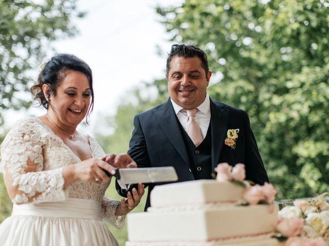 Il matrimonio di Nicola e Nazarena a Modena, Modena 62