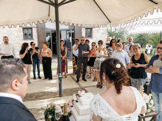 Il matrimonio di Nicola e Nazarena a Modena, Modena 63