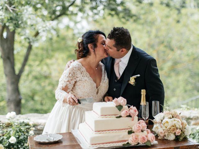 Il matrimonio di Nicola e Nazarena a Modena, Modena 64