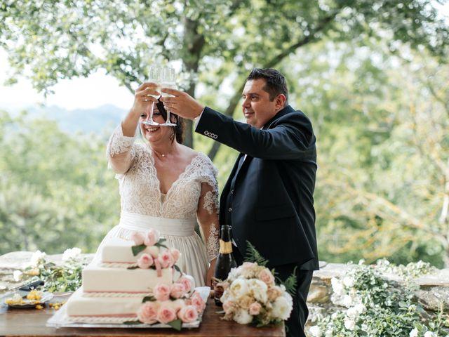 Il matrimonio di Nicola e Nazarena a Modena, Modena 65