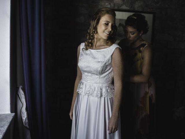 Il matrimonio di Davide e Giulia a Ziano Piacentino, Piacenza 11