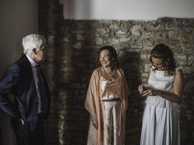 Il matrimonio di Davide e Giulia a Ziano Piacentino, Piacenza 14