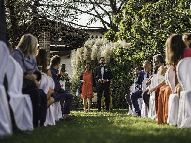 Il matrimonio di Davide e Giulia a Ziano Piacentino, Piacenza 20