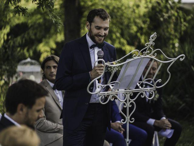 Il matrimonio di Davide e Giulia a Ziano Piacentino, Piacenza 27