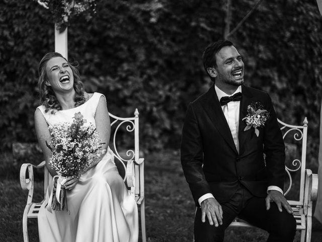 Il matrimonio di Davide e Giulia a Ziano Piacentino, Piacenza 30