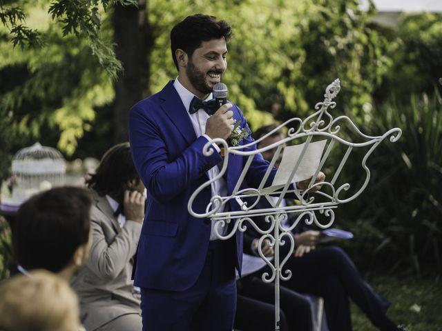 Il matrimonio di Davide e Giulia a Ziano Piacentino, Piacenza 31