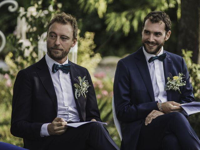 Il matrimonio di Davide e Giulia a Ziano Piacentino, Piacenza 36