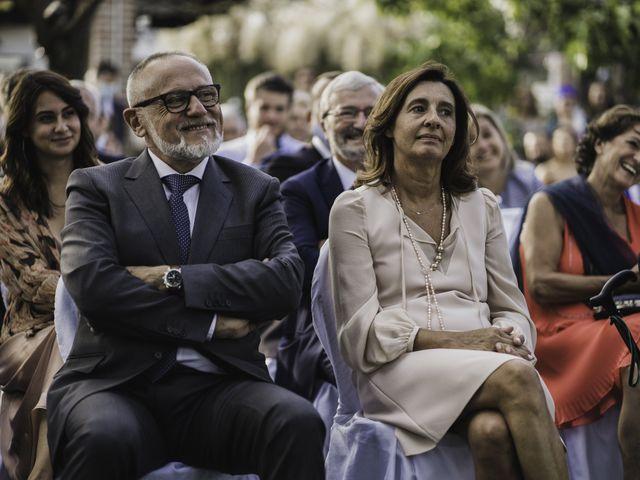 Il matrimonio di Davide e Giulia a Ziano Piacentino, Piacenza 39