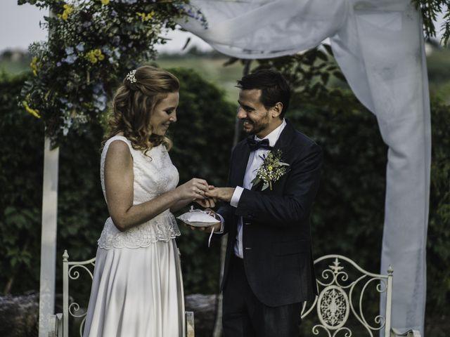 Il matrimonio di Davide e Giulia a Ziano Piacentino, Piacenza 46