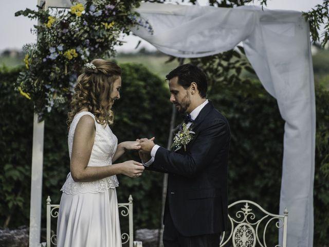 Il matrimonio di Davide e Giulia a Ziano Piacentino, Piacenza 47