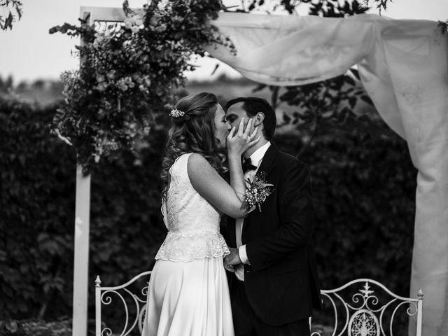 Il matrimonio di Davide e Giulia a Ziano Piacentino, Piacenza 49