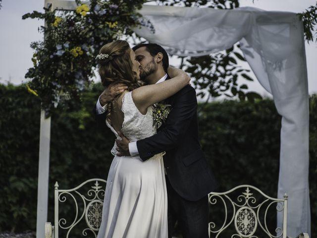 Il matrimonio di Davide e Giulia a Ziano Piacentino, Piacenza 50