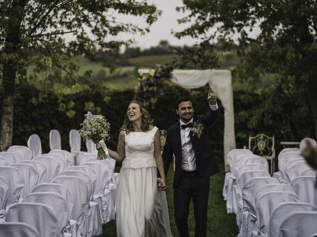 Il matrimonio di Davide e Giulia a Ziano Piacentino, Piacenza 51