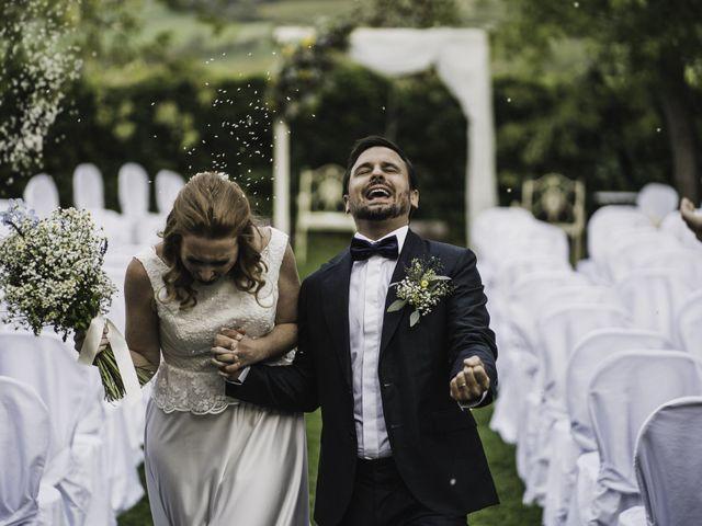Il matrimonio di Davide e Giulia a Ziano Piacentino, Piacenza 52