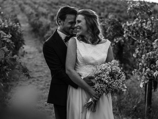 Il matrimonio di Davide e Giulia a Ziano Piacentino, Piacenza 56