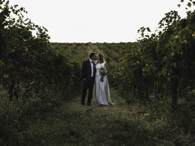 Il matrimonio di Davide e Giulia a Ziano Piacentino, Piacenza 57