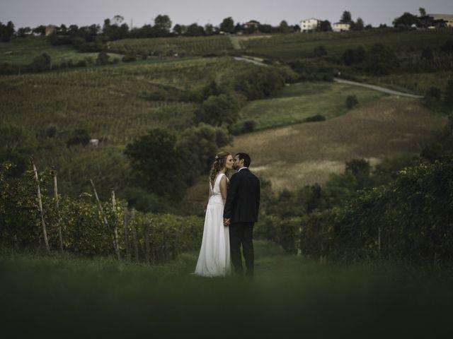 Il matrimonio di Davide e Giulia a Ziano Piacentino, Piacenza 62