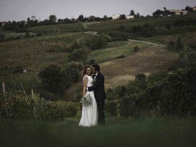 Il matrimonio di Davide e Giulia a Ziano Piacentino, Piacenza 63