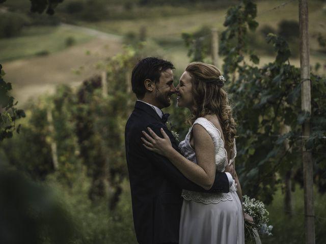 Il matrimonio di Davide e Giulia a Ziano Piacentino, Piacenza 64