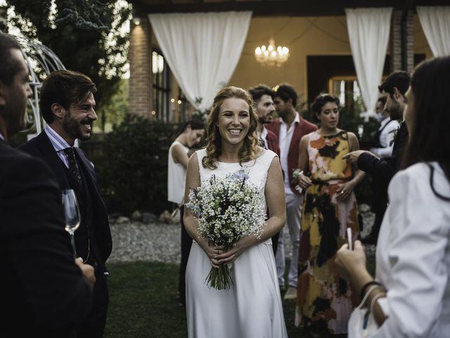 Il matrimonio di Davide e Giulia a Ziano Piacentino, Piacenza 70