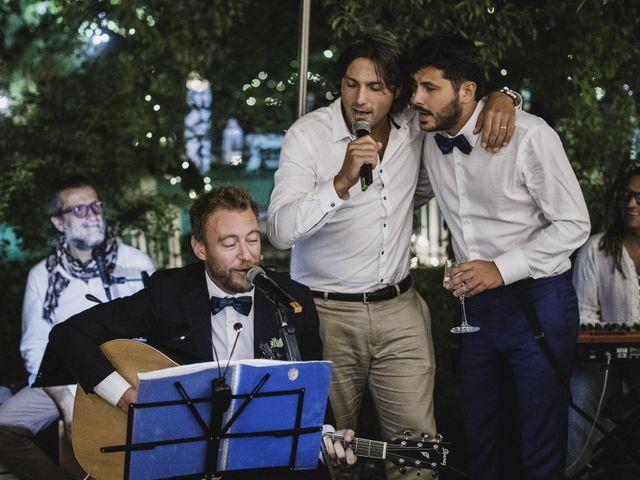 Il matrimonio di Davide e Giulia a Ziano Piacentino, Piacenza 82