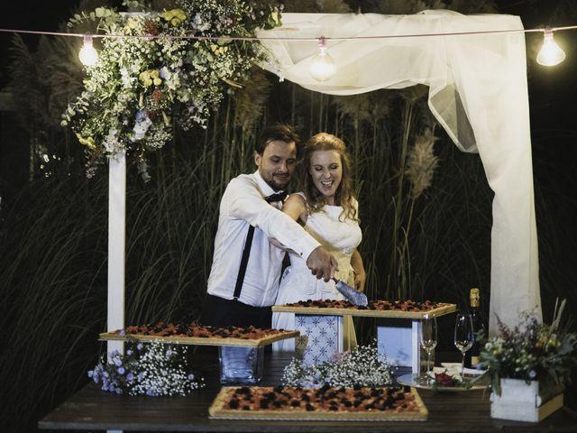 Il matrimonio di Davide e Giulia a Ziano Piacentino, Piacenza 89