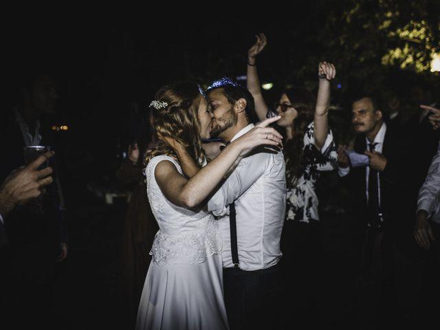 Il matrimonio di Davide e Giulia a Ziano Piacentino, Piacenza 110