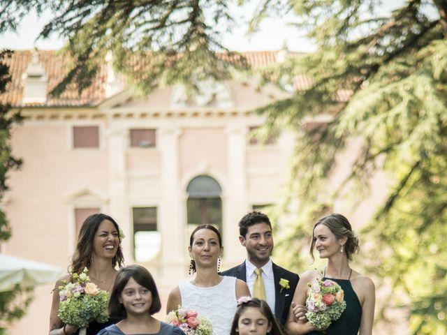 Il matrimonio di Vittorio e Veronica a Castelgomberto, Vicenza 7