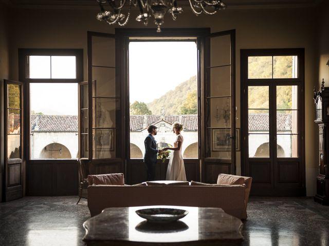Il matrimonio di Vittorio e Veronica a Castelgomberto, Vicenza 26