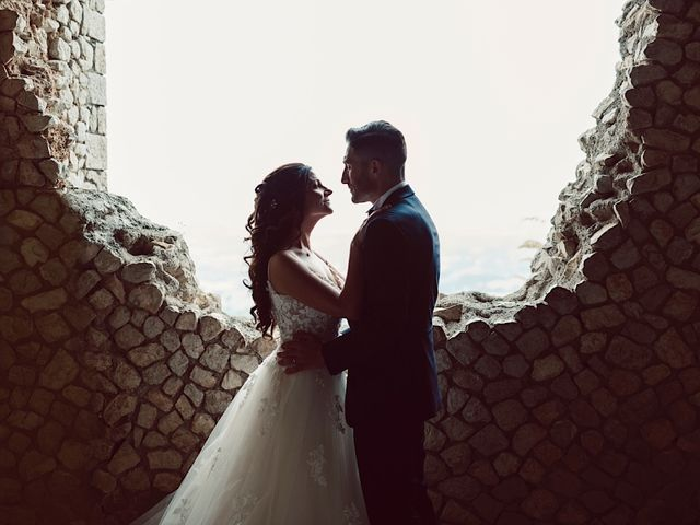 Le nozze di Nunzio e Giorgia