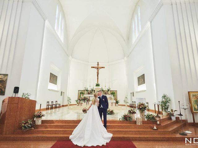 Il matrimonio di Andrea e Marta a Campo San Martino, Padova 4