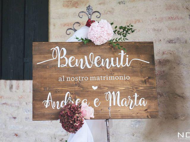 Il matrimonio di Andrea e Marta a Campo San Martino, Padova 5