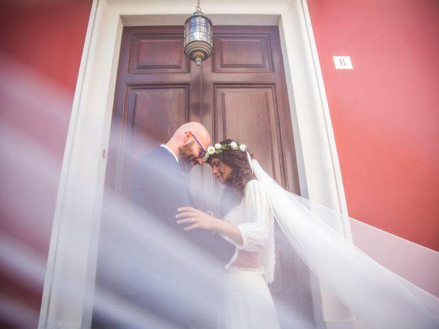Le nozze di Greta e Riccardo