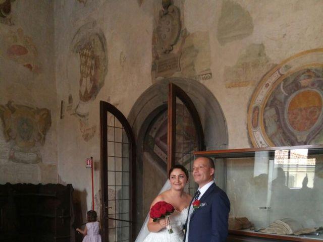 Il matrimonio di Roberto  e Alexandra  a Scarperia, Firenze 1