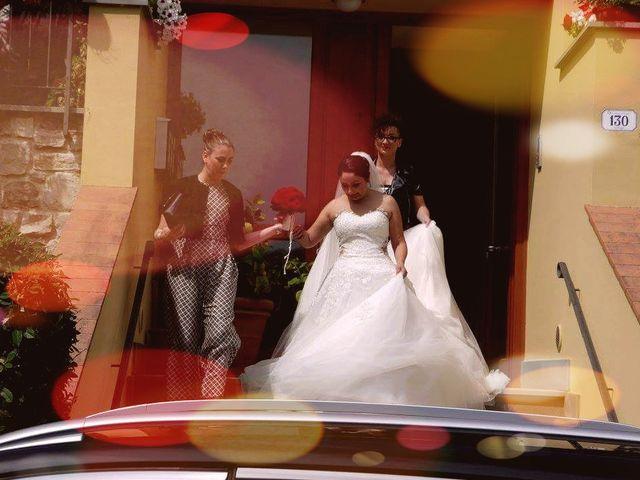 Il matrimonio di Roberto  e Alexandra  a Scarperia, Firenze 2