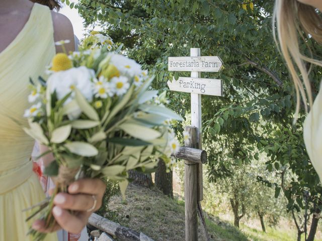 Il matrimonio di Gavin e Hanna a Lucca, Lucca 42
