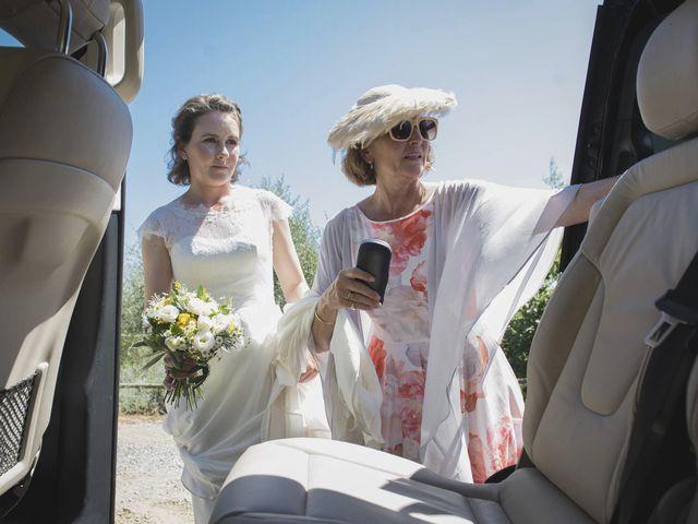 Il matrimonio di Gavin e Hanna a Lucca, Lucca 43