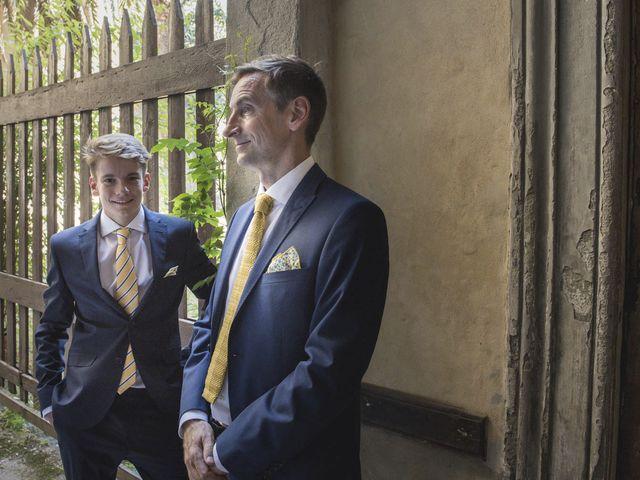 Il matrimonio di Gavin e Hanna a Lucca, Lucca 45