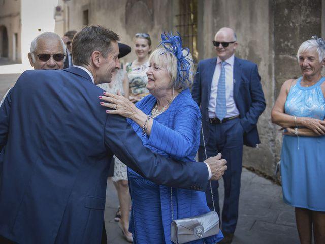 Il matrimonio di Gavin e Hanna a Lucca, Lucca 49