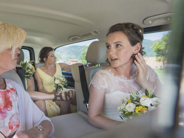 Il matrimonio di Gavin e Hanna a Lucca, Lucca 51