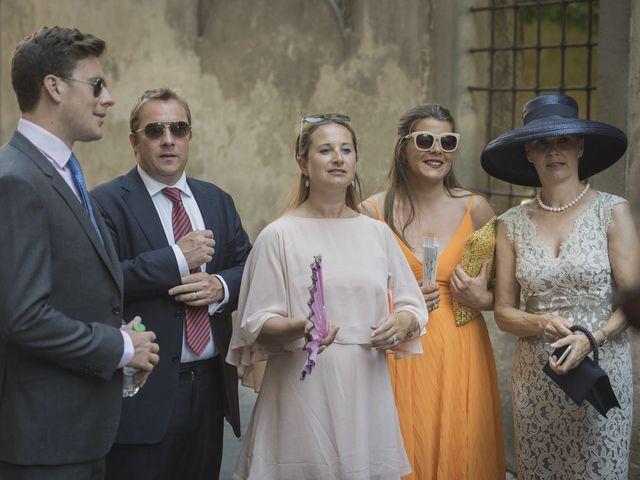 Il matrimonio di Gavin e Hanna a Lucca, Lucca 55