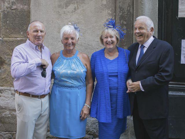 Il matrimonio di Gavin e Hanna a Lucca, Lucca 58