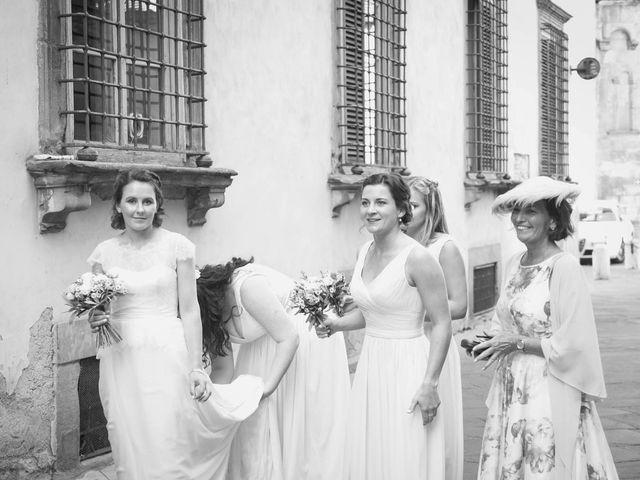 Il matrimonio di Gavin e Hanna a Lucca, Lucca 60