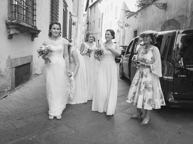 Il matrimonio di Gavin e Hanna a Lucca, Lucca 61