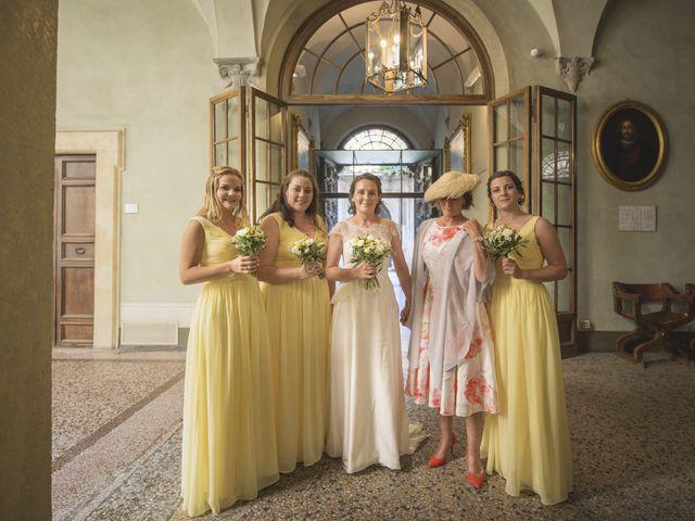 Il matrimonio di Gavin e Hanna a Lucca, Lucca 65