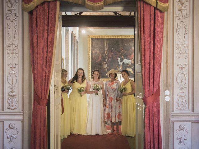 Il matrimonio di Gavin e Hanna a Lucca, Lucca 66