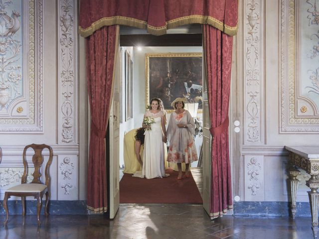 Il matrimonio di Gavin e Hanna a Lucca, Lucca 67