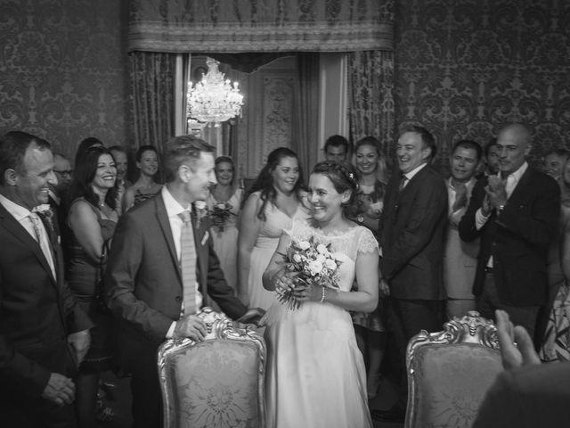 Il matrimonio di Gavin e Hanna a Lucca, Lucca 69
